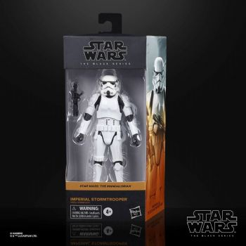 Star Wars The Black Series 2020 Mandalorian Stormtrooper Figure - Pre-Order